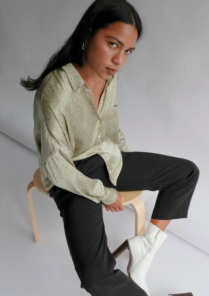 women's clothing, ethical clothing, dress, blouse, OhSevenDays,