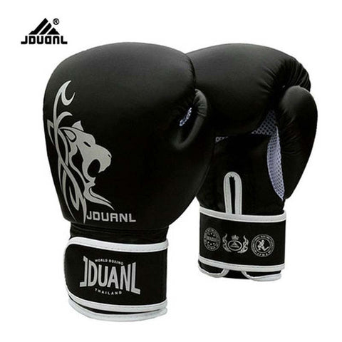 2017 New 10 oz PU  Boxing Gloves