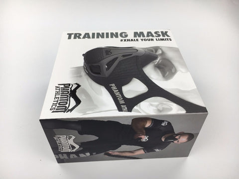 Phantom training mask for training Boxing and fitness