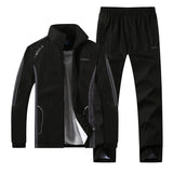 Spring/Autumn Polyester Mens' sports Tracksuit