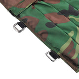 Camouflage Weighted Vest With Shoulder Pads