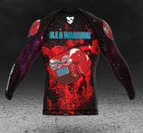 Boxing Evolution mma rashguard