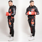 Boxing Evolution B.E A WARRIOR tracksuit