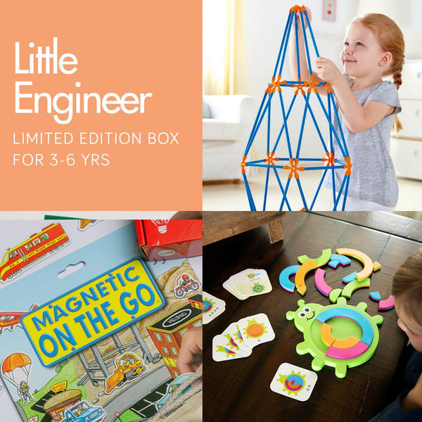 Little Engineer 3-6 yrs One-Off Box
