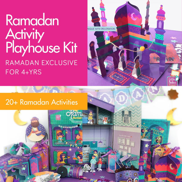 Ramadan Activity Playhouse