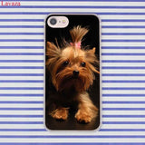 Yorkie iPhone Case