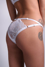'Sophia' White Panties