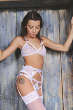 'Sophia' White Set