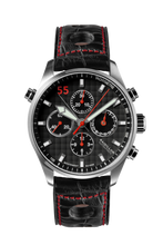 Raidillon, 55, casual, watch, timepiece, chronograph, Swiss made, Valjoux, design, Belgium, limited édition, lifestyle, cars, car racing, Spa-Francorchamps, gentleman driver, montre, chronographe, Belgique, série limitée, voitures, course automobile