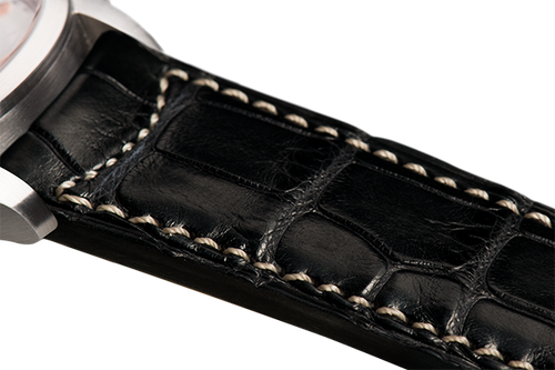Classic Black Alligator Natural