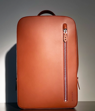 City Backpack: Camel