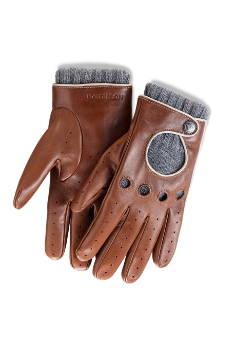 Raidillon, gloves, 55, Belgium, Belgian design, gentleman driver, cars, car racing, lifestyle, natural, Italian leather, cashmere, gants, Belgique, design belge, course automobile, cuir italien, cachemire