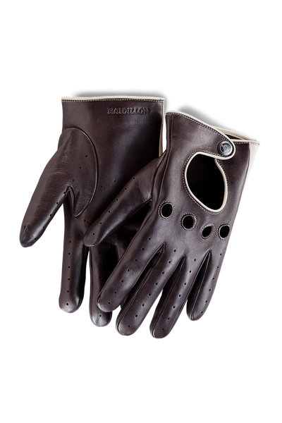 Raidillon, gloves, 55, Belgium, Belgian design, gentleman driver, cars, car racing, lifestyle, leather, natural, Italian leather, gants, Belgique, design belge, course automobile, cuir italien