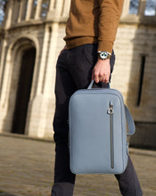 City Backpack: Blue