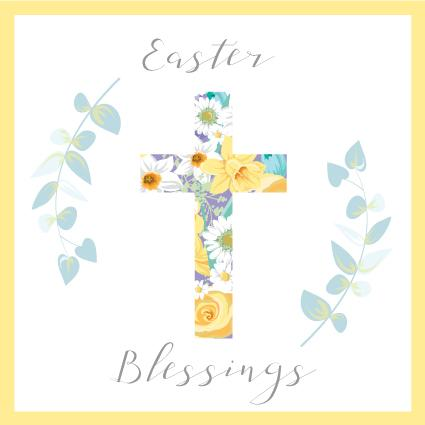 ER01 Easter Blessings Cross