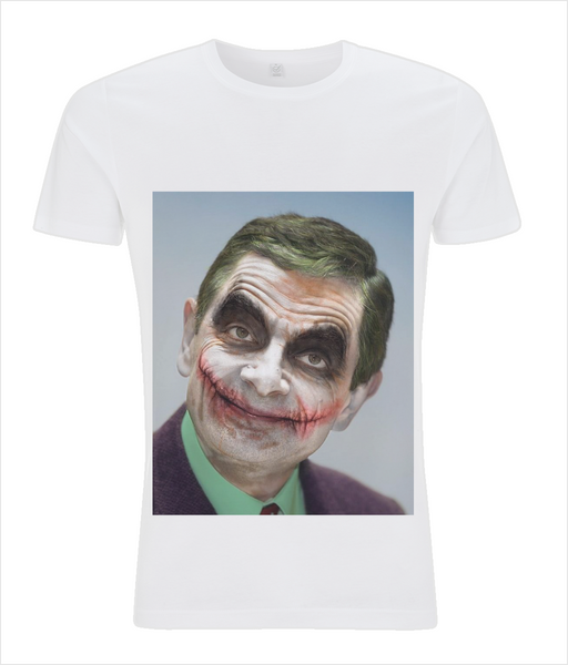 Bean Joker Slim Fit Jersey Men's T-shirt