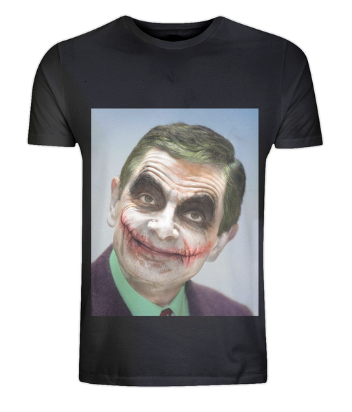 Bean Joker Classic Jersey Men's/Unisex T-Shirt