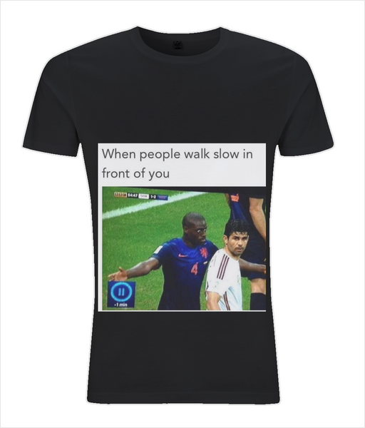 Reaction meme 41 Slim Fit Jersey Men's T-shirt