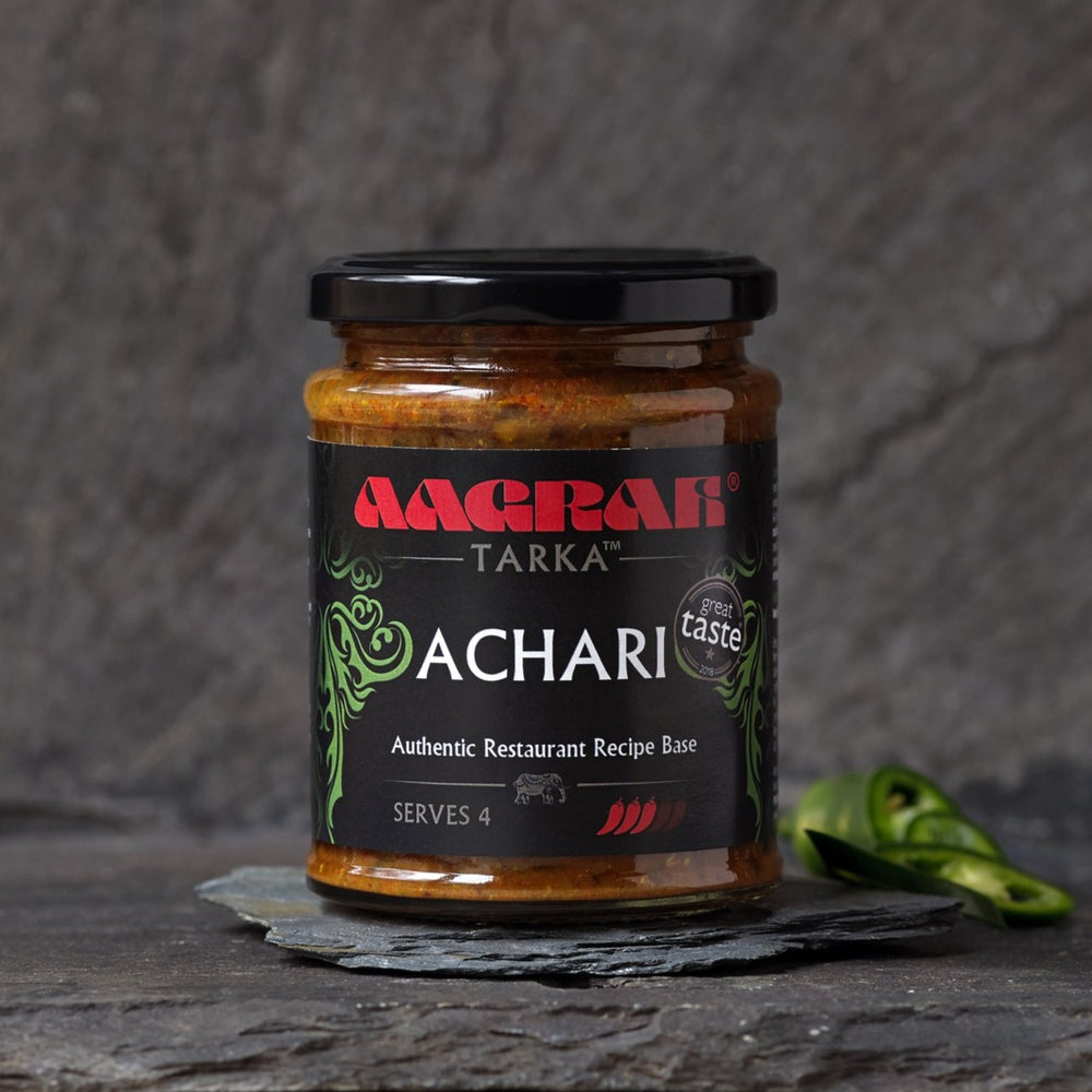 Achari Cooking Sauce