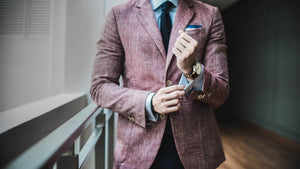A Classy Man's Guide to Pairing Watches with Outfits