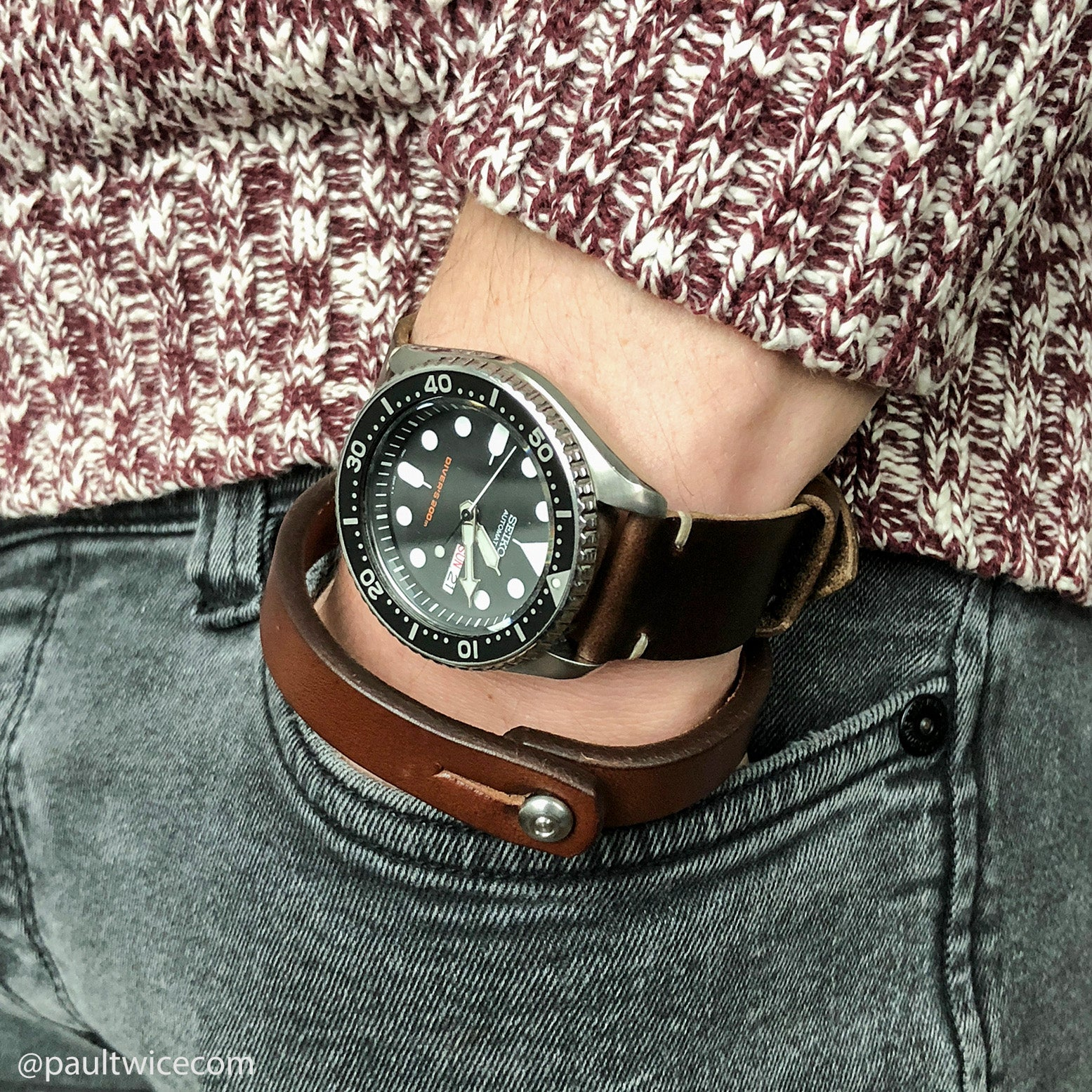 brown-horween-leather-watch-strap