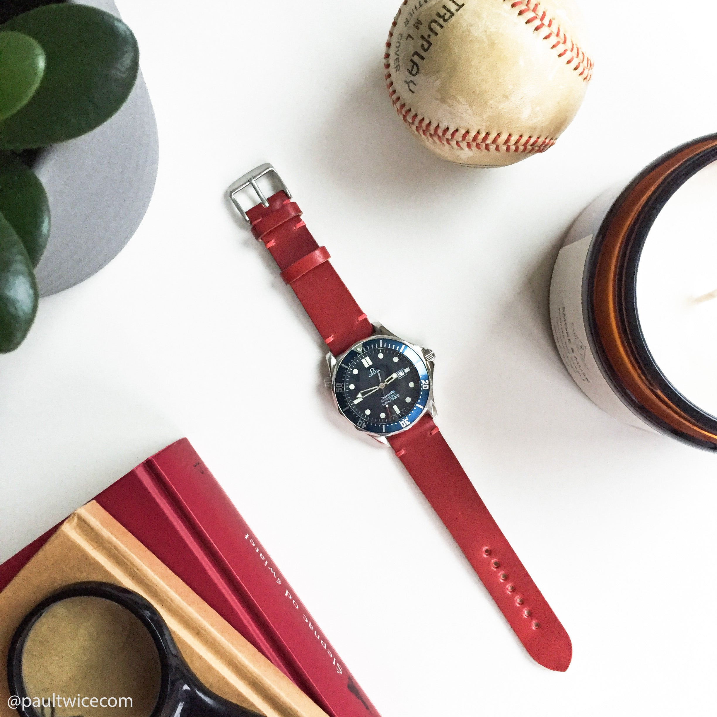 cranberry-cordovan-watch-strap