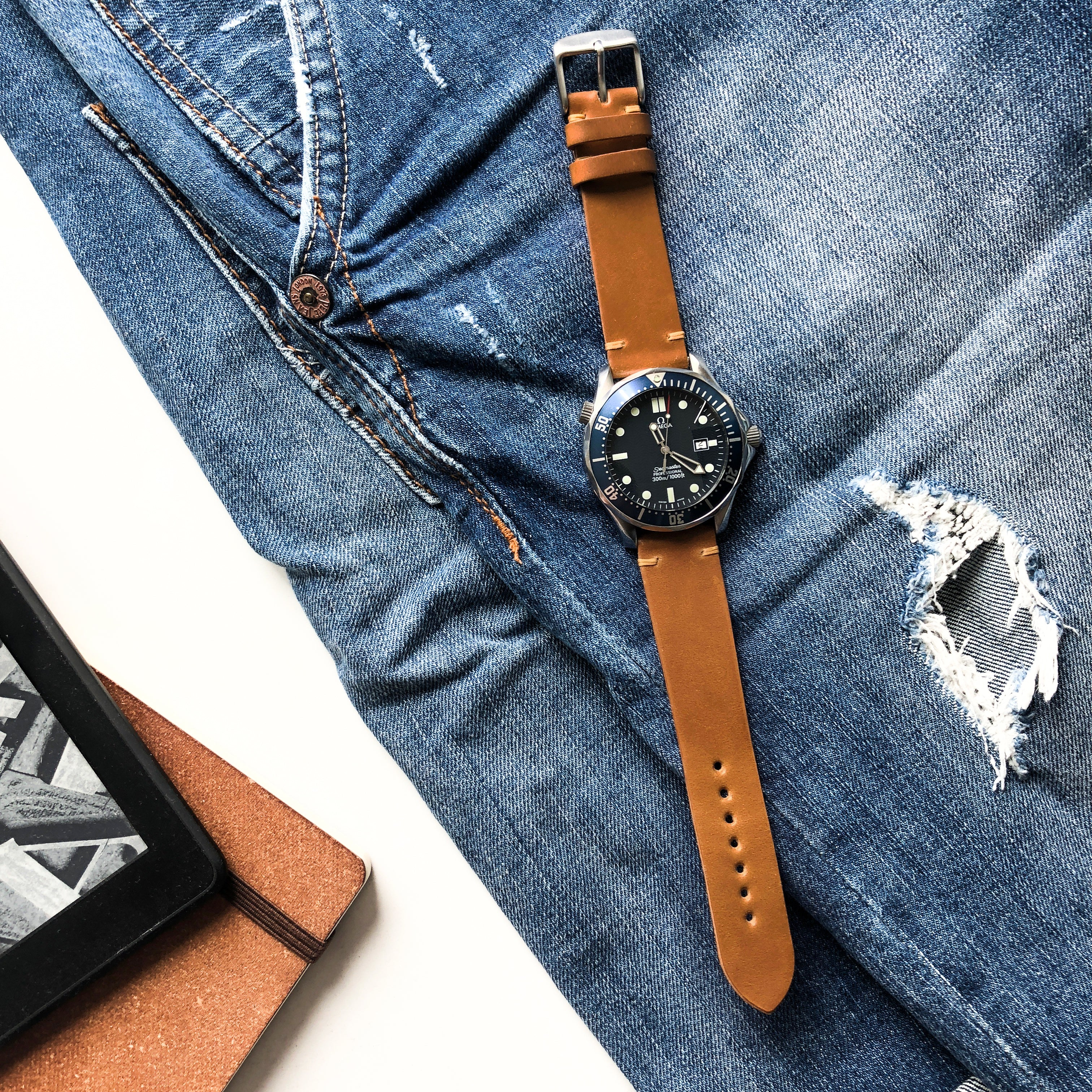 whisky-cordovan-watch-strap