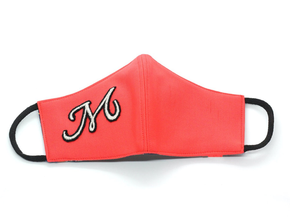 KIDS (3+) - Crimson With Silver Monogram (HBC-7)