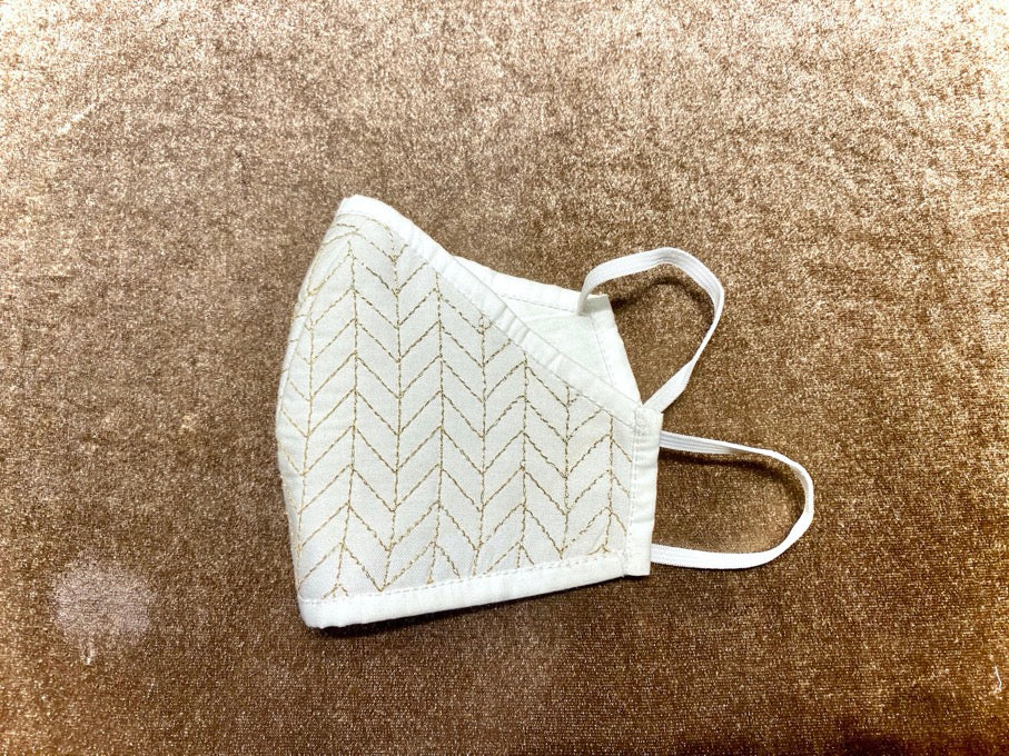 Chevron Stitch Work - (HBF-19)