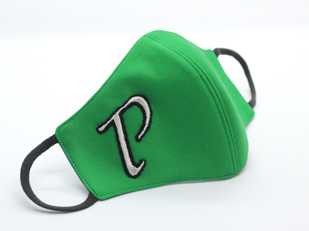 Emerald With Silver Monogram(HBF-31)