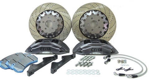 CEIKA Custom Big Brake Kit for Porsche 911 977 C2 Carrera 2 (05~up) - ceikaperformance