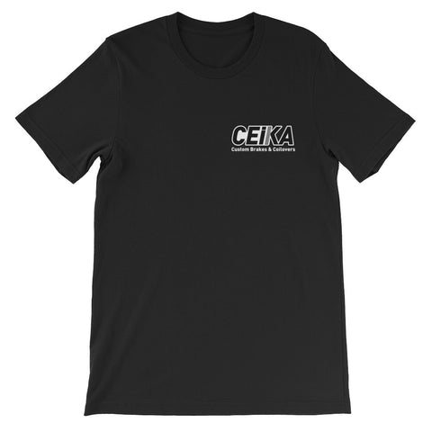 Unisex short sleeve t-shirt - ceikaperformance