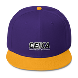 CEIKA Wool Blend Snapback Hat - ceikaperformance