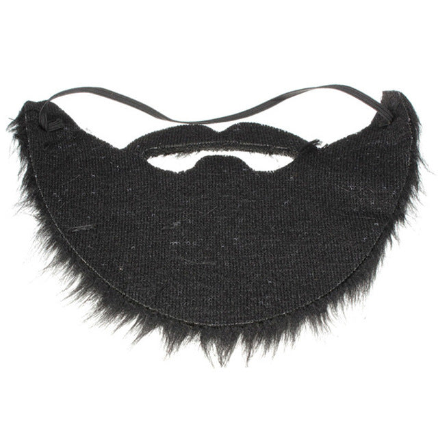 Fancy Dress Fake Beards Halloween Costume Party Moustache Black Halloween For Pirate Dwarf Elf James Harden Cosplay S F