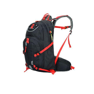 25l Waterproof Breathable Bicycle Bike Shoulder Backpack Ultralight Outdoor Sports Riding Travel Hydration Water Bag