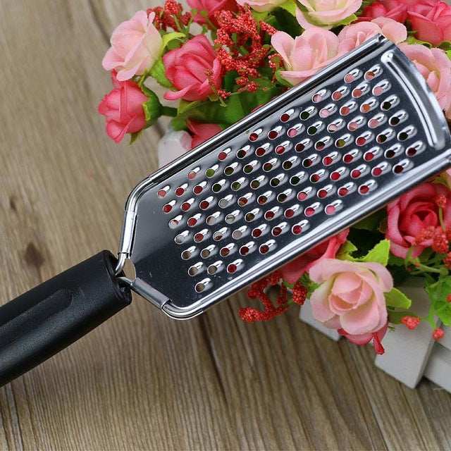 Stainless Steel Cheese Butter Slicer Grater Slicer Lemon Citrus Zester Tool Cheese Grater Cooking Tool Fp8