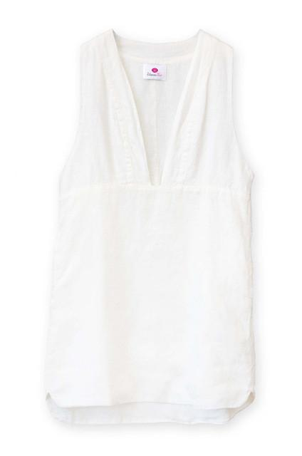 White Dress Perfect Little White Deep V Low-Cut Dress  Fashion Casual Ladies Nightclub Slim Tops - PallMart