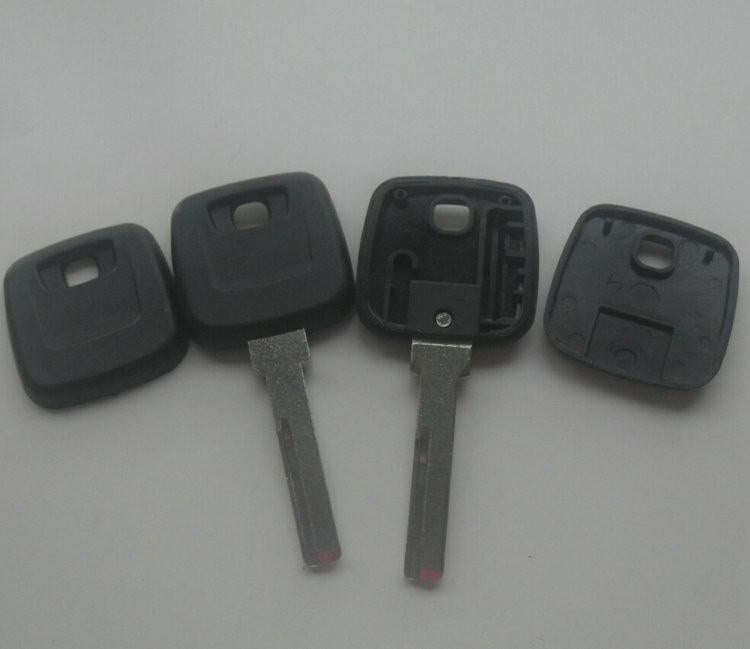 Transponder Key Shell For Volvo S40 V40 Fob Key Cover 10 PCS/lot - PallMart