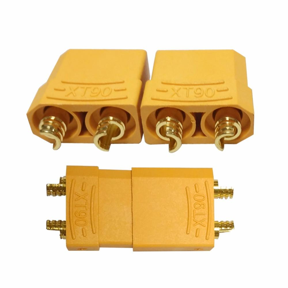 5 Pairs Female Male XT90 Banana Connector For RC Lipo Battery - PallMart