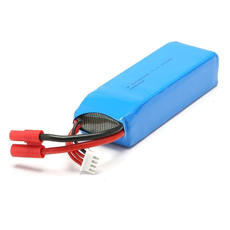 2 Pcs 11.1V 2200mAh Battery BAYANGTOYS X16 Quadcopter Spare Parts For RC Camera Drone Accessories - PallMart
