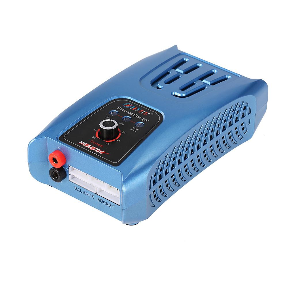 HT-0082 H6AC/DC 50W Compact Lipo Balance Charger For RC Helicopter Airplane - PallMart
