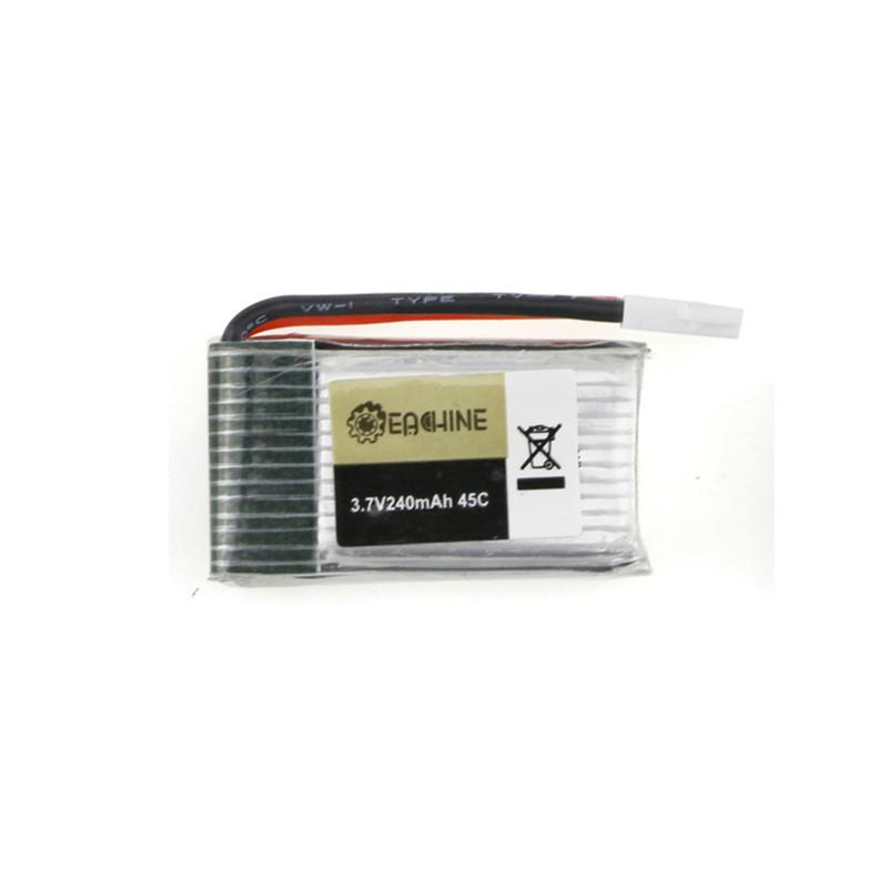E010S Upgrade 3.7V 240MAH 45C Battery RC Quadcopter Spare Parts - PallMart