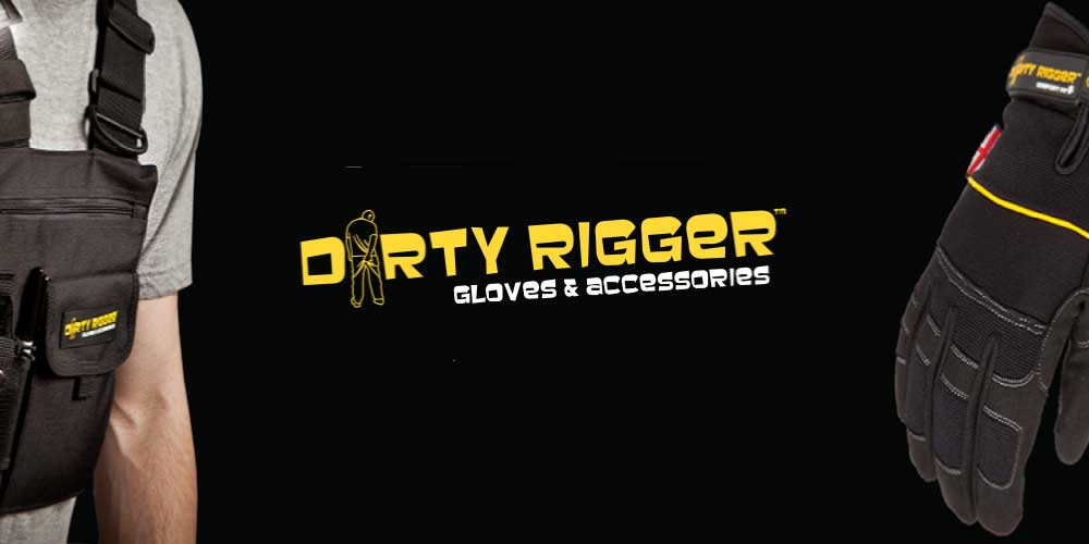 Dirty Rigger, Gloves, Chest Rig, Belt, Pouch | CineStore