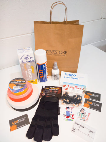 CineStore products in prize draw