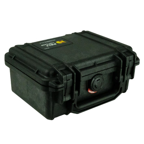 Peli 1120 Protector Case - Black - With Foam
