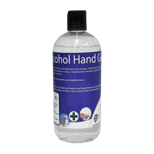 Alcohol Hand Gel - 500ml