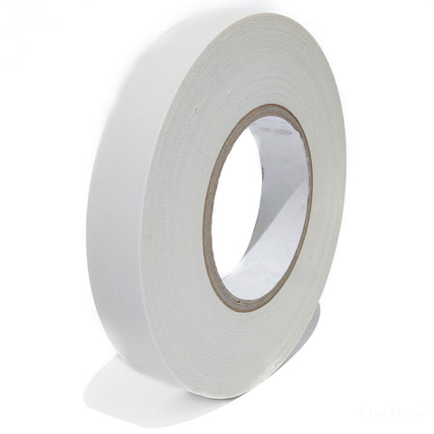 Matt Gaffer Tape 25mm White