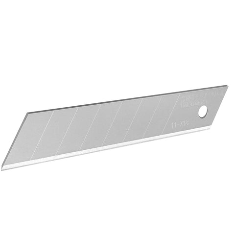 Stanley Snap Off Knife Blades - 18mm
