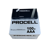 AAA Duracell Industrial Batteries