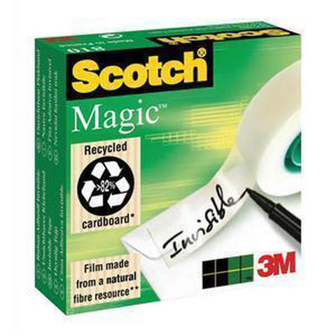 Magic Tape Scotch 3M 19mmx33m